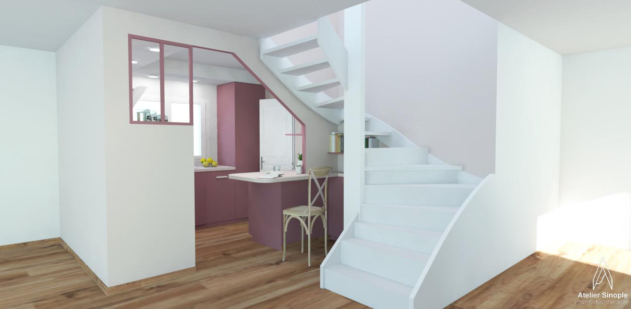 Atelier Sinople - Architecte d'intérieur