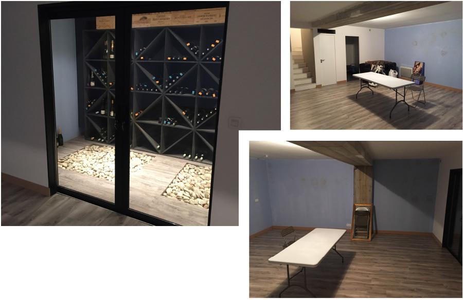 Atelier Sinople Conseil Distance Pour L Amenagement D Un Sous Sol Architecte D Int Rieur