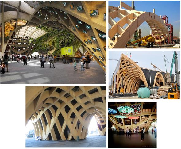 Atelier sinople exposition universelle 2015 architecte for Conseil architecte d interieur