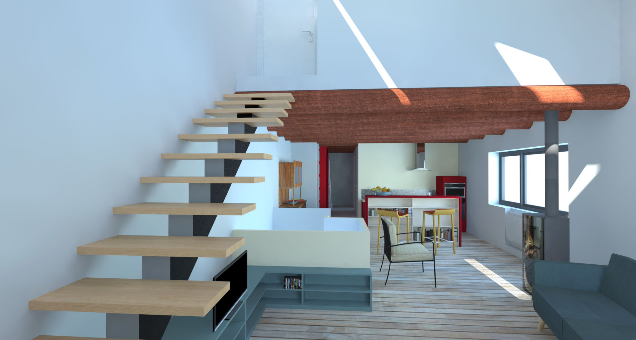 Atelier Sinople Realisations Architecte D Interieur